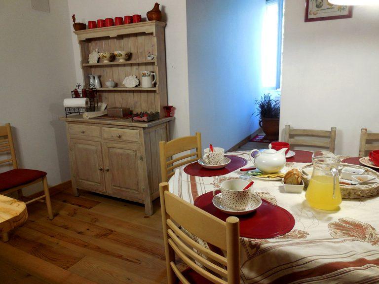 Chambres d'hôtes dans les Landes avec cuisine indépendante